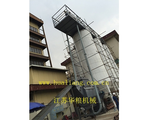 Powder automatic conveying system