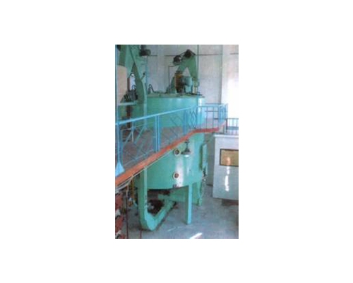 Grease complete leaching equipment